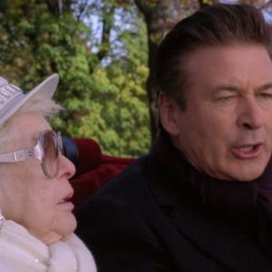 Alec Baldwin, Elaine Stritch