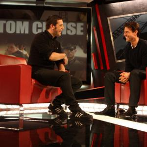 Tom Cruise, George Stroumboulopoulos
