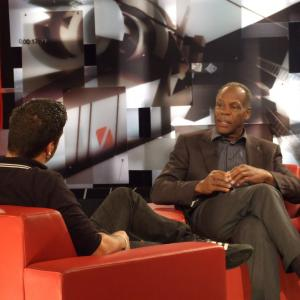 Danny Glover, George Stroumboulopoulos