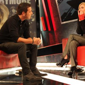Drew Barrymore, George Stroumboulopoulos