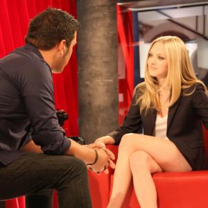 George Stroumboulopoulos, Amanda Seyfried