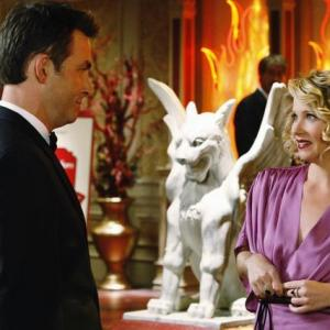 Christina Applegate, James Patrick Stuart