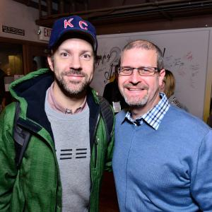 Jason Sudeikis, Keith Simanton