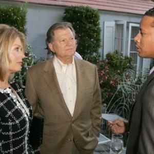 Terrence Howard, Mary Hart, Burt Sugarman