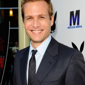 Gabriel Macht at event of Middle Men 2009