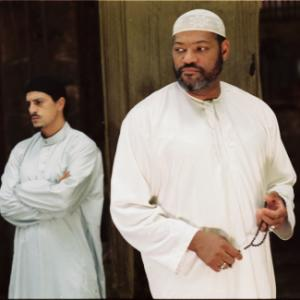 Still of Laurence Fishburne and Sad Taghmaoui in Five Fingers 2006
