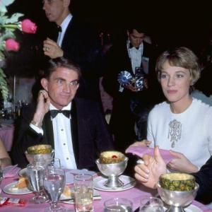 Blake Edwards and Julie Andrews circa 1975