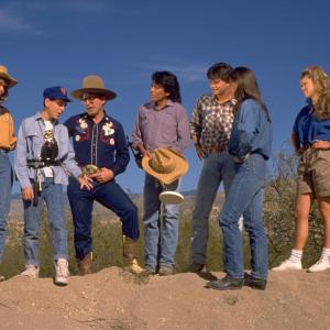 David Brisbin, Kelly Brown, David Lascher, Christine Taylor, Joe Torres, Josh Tygiel