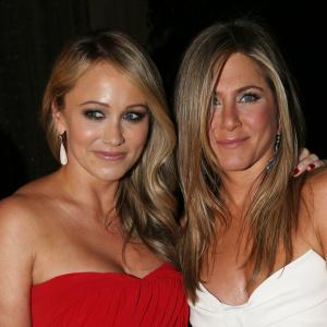 Jennifer Aniston, Christine Taylor