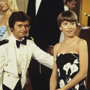 Fred Grandy, Lauren Tewes