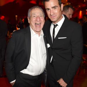 Mel Brooks, Justin Theroux