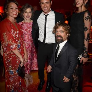 Peter Dinklage, Justin Theroux, Erica Schmidt, Carrie Coon, Margaret Qualley