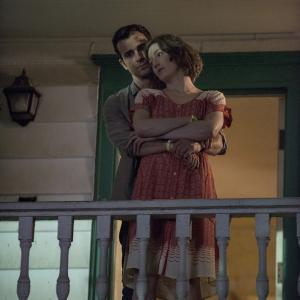Justin Theroux, Carrie Coon