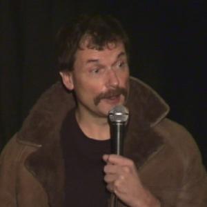 Dave is an international standup comedian