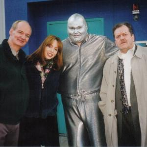 C. Ernst Harth, Colin Mochrie, Mackenzie Phillips, Don Thompson