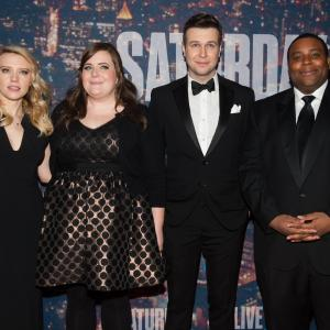 Taran Killam, Kate McKinnon, Kenan Thompson, Aidy Bryant