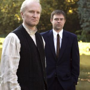 Still of Rory Cochrane and Ulrich Thomsen in The Company 2007