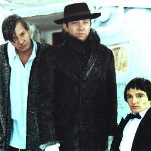 LE COUP SUPREME de JeanPierre SENTIER 1991 avec Bernard GIRAUDEAU et Philippe CLEVENOT