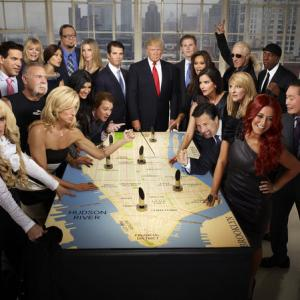 Tia Carrere, George Takei, Lou Ferrigno, Arsenio Hall, Michael Andretti, Adam Carolla, Debbie Gibson, Penn Jillette, Dee Snider, Cheryl Tiegs, Donald Trump, Patricia Velasquez, Victoria Gotti, Clay Aiken, Ivanka Trump, Lisa Lampanelli, Aubrey O
