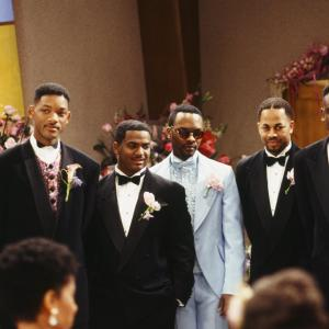 Will Smith, Alfonso Ribeiro, Jeffrey A. Townes