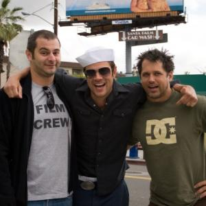 Johnny Knoxville, Jeff Tremaine
