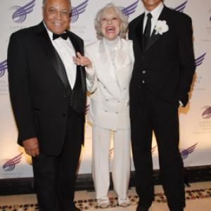 James Earl Jones, Carol Channing, Tommy Tune