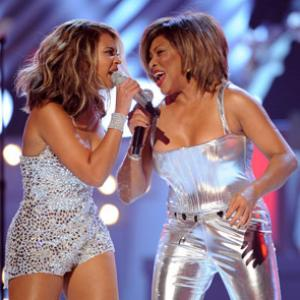Beyoncé Knowles, Tina Turner