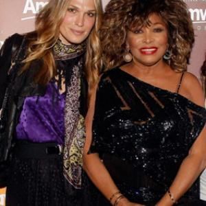 Molly Sims, Tina Turner