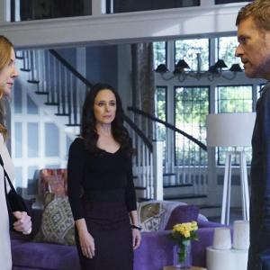 Madeleine Stowe, James Tupper, Emily VanCamp