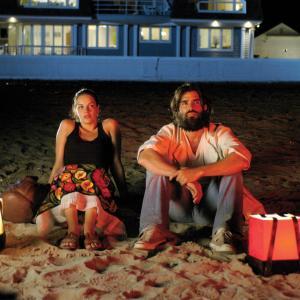 Still of Tammy Blanchard and Eduardo Verástegui in Bella (2006)