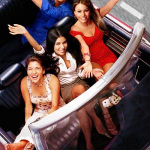Sofía Vergara, Roselyn Sanchez, Eduardo Verástegui and Jaci Velasquez in Chasing Papi (2003)