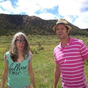 Amy Davis and Victor of Aquitaine: