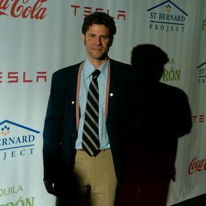 Red Carpet: Tesla/St. Bernard Project Event, 10/9/10