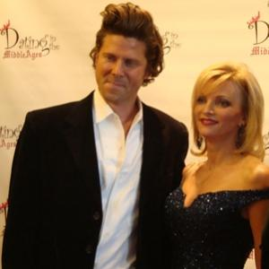 with Devin Mills, Red Carpet Premiere: