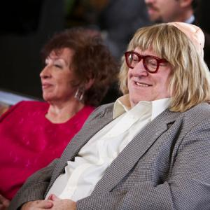 Bruce Vilanch, Phyllis Silver