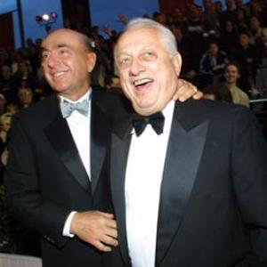 Tommy Lasorda, Dick Vitale