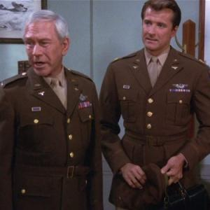 Richard Eastham, Lyle Waggoner
