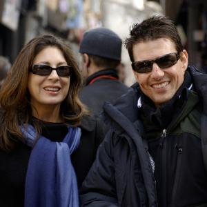 Tom Cruise, Paula Wagner