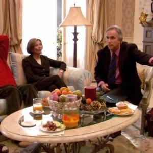 Still of Henry Winkler, Tony Hale and Jessica Walter in Arrested Development (2003)