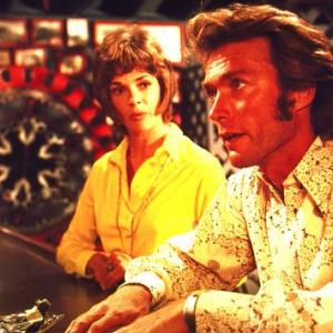 Still of Clint Eastwood and Jessica Walter in Play Misty for Me (1971)
