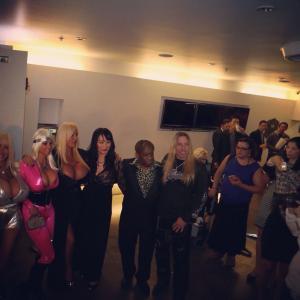 Film Blonde Squad  Red carpet premiere