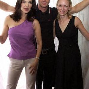 Laura Harring Justin Theroux and Naomi Watts at event of Mulholland Dr 2001