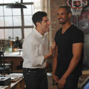 Still of Max Greenfield and Damon Wayans Jr. in New Girl (2011)