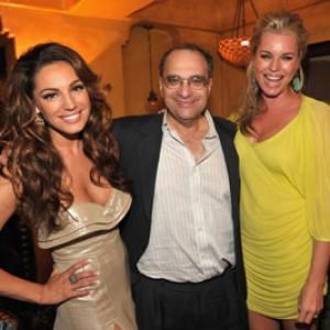 Rebecca Romijn, Kelly Brook, Bob Weinstein