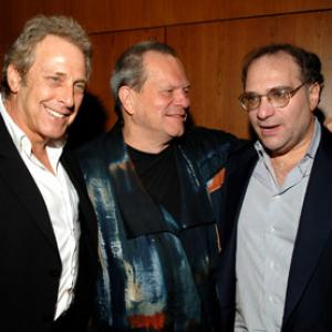 Terry Gilliam, Charles Roven, Bob Weinstein