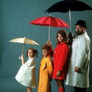 Brian Keith, Sebastian Cabot, Kathy Garver, Anissa Jones, Johnny Whitaker