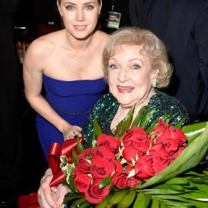 Amy Adams, Betty White