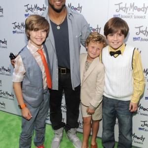 Jaleel White and Cast at the premier of Judy Moody and the NOT Bummer Summer