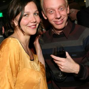 Maggie Gyllenhaal and Mike White
