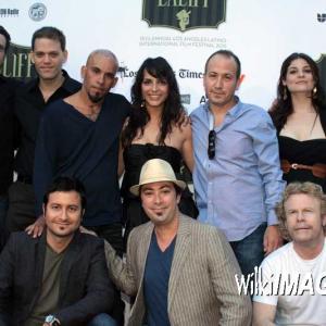 LALIFF with La Hora Cero Cast  Crew